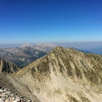 Photo taken at вр. Полежан, 2851м / Polezhan Peak, 9353ft by Boncho S. on 9/1/2012