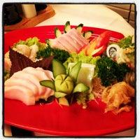 รูปภาพถ่ายที่ Sapporo Japanese Food โดย Ricardo M. เมื่อ 4/16/2012