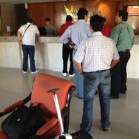 Photo taken at Hotel San Angel by Reckoner on 6/22/2012