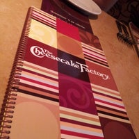 Photo taken at The Cheesecake Factory by Michael M. on 7/22/2012