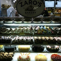 Photo taken at Zaro's Bakery by Steve P. on 2/18/2012