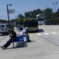 Photo taken at Triangle Transit Regional Transit Center (RTC) by LaMont'e B. on 8/3/2012