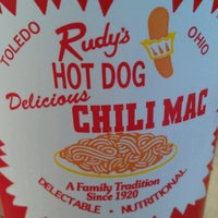 Photo taken at Rudy's Hot Dog by Rob B. on 6/24/2012