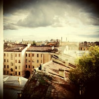 Photo taken at Saint-Petersburg State University of Architecture and Civil Engineering (SPSUACE) by Jumangee . on 9/6/2012