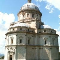 Photo taken at Santa Maria Della Consolazione by Marco on 8/14/2012
