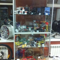 Photo taken at RBTuning - Tuning Shop by Олег К. on 8/9/2012