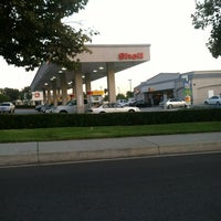 Photo taken at Shell by Napoleon B. on 9/6/2012
