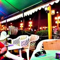 Photo taken at Alwan Hookah Bar by Nain O. on 4/14/2012