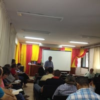 Photo taken at SDR - Secretaria de Estado do Desenvolvimento Rural by Dineuma D. on 8/17/2012