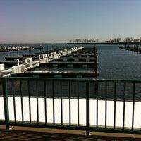 Photo taken at McKinley Marina Center Docks by Jim B. on 3/6/2012