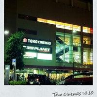 Photo taken at TOHO Cinemas by Akitsugu S. on 8/30/2012