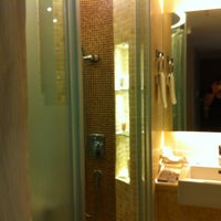 Photo taken at The Bauhinia Hotel 寶軒酒店 by Eva L. on 2/23/2012