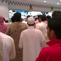 Photo taken at Al Baik by Abu A. on 6/30/2012