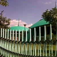 Photo taken at Yayasan Masjid Jami' Al-Baitul Amien Jember by Indra s. on 7/24/2012