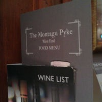 Photo taken at The Montagu Pyke (Wetherspoon) by Charlotte K. on 5/16/2012
