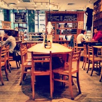 Photo taken at Le Pain Quotidien by Shaheen A. on 9/3/2012
