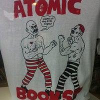 Photo taken at Atomic Books by joezuc on 7/22/2012