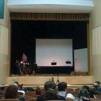 Photo taken at Universitatea Națională de Muzică București by Cristian F. on 5/23/2012