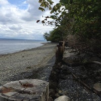Photo taken at Eglon Beach by Valerie K. on 5/28/2012