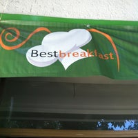 Photo taken at Bestbreakfast by Julio O. on 6/27/2012