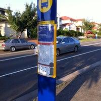 Photo taken at Bus stop T63 Meurants lane by Taufan E. on 3/12/2012