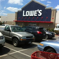 Photo taken at Lowe's Home Improvement by Timothy V. on 6/15/2012