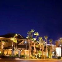 Photo taken at Tahiti Village Resort by CAESAR D. on 2/16/2012