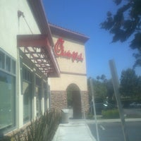 Photo taken at Chick-fil-A North Orange by a on 7/7/2012