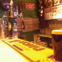 Photo taken at Deep Bar 611 by Julio B. on 4/1/2012
