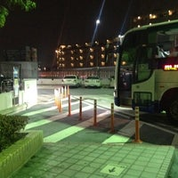 Photo taken at 用賀パーキングエリア バス停 by ひじ(TOMEIBUS) on 6/10/2012