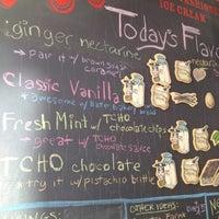 Photo taken at Smitten Ice Cream by Matthew R. on 7/19/2012