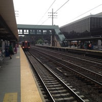Photo taken at Metro North - Greenwich Station by Jim L. on 8/5/2012