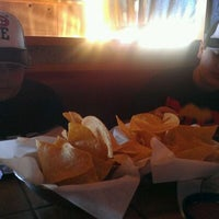 Photo taken at On The Border Mexican Grill & Cantina by Rachelle T. on 2/5/2012