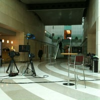 Photo taken at TVN by Marcin B. on 4/10/2012