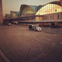 Photo taken at Lambert-St. Louis International Airport (STL) by Chris G. on 3/17/2012
