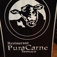 Photo taken at Restaurant Pura Carne by Sean A. on 3/30/2012