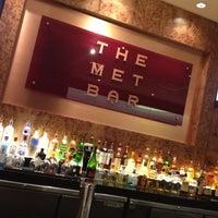 Photo taken at Met Bar & Grill by Erik H. on 5/21/2012