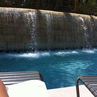 Photo taken at Grand Pool Complex Lazy River by Jorie A. on 5/4/2012