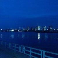 6/25/2012 tarihinde Alexey Z.ziyaretçi tarafından Парк «Северное Тушино»'de çekilen fotoğraf