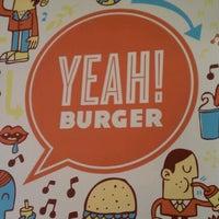 Снимок сделан в YEAH! Burger пользователем Rachel C. 3/27/2012