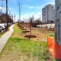 Foto scattata a Atlanta BeltLine Eastside Trail da Angel P. il 2/25/2012