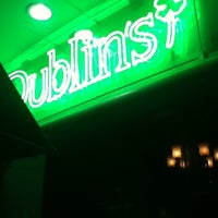 Photo taken at Dublin's Irish Pub by Luis Manuel D. on 6/7/2012
