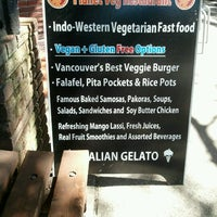 Photo taken at Planet Veg by Will C. on 8/4/2012