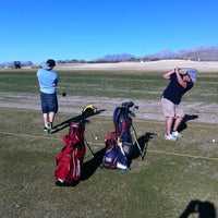 Photo taken at NMSU Golf Course by AHD on 2/26/2012