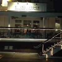 Photo taken at Stonebridge Restaurant & Bar by Jimmy M. on 5/23/2012