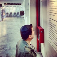 Photo taken at Museo del Holocausto-Shoá Buenos Aires by Bruno Rafael C. on 8/15/2012