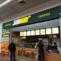 Photo taken at Subway by Aleksandr K. on 7/15/2012