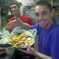 Photo taken at Hurricane Grill & Wings by Katy M. on 3/10/2012