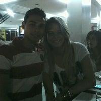 Photo taken at Pizzaria Garoa Paulista by Pedro A. on 5/4/2012