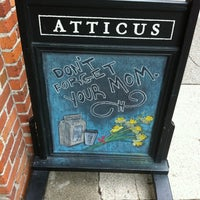 Photo taken at Atticus Coffee & Gifts by Michael E. on 4/20/2012